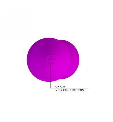 Vibrador Antony Color Purpura