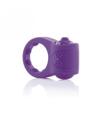 Anillo Primo Tux  - Púrpura