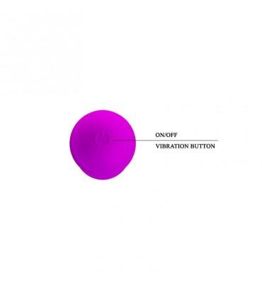 Vibrador Beck Color Purpura