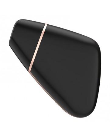 Succionador de Clitoris Love Triangle Negro