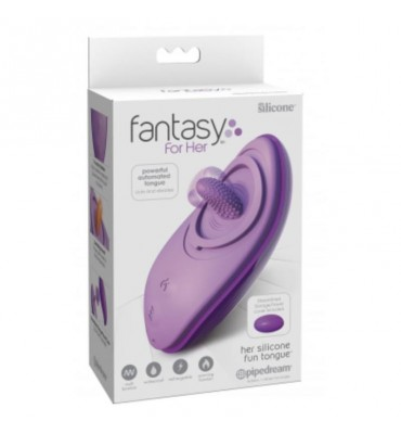 Fantasy For Her Her Silicone Fun Tongue