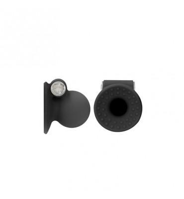Sono Anillo Silicona Negro 2,6 cm N5