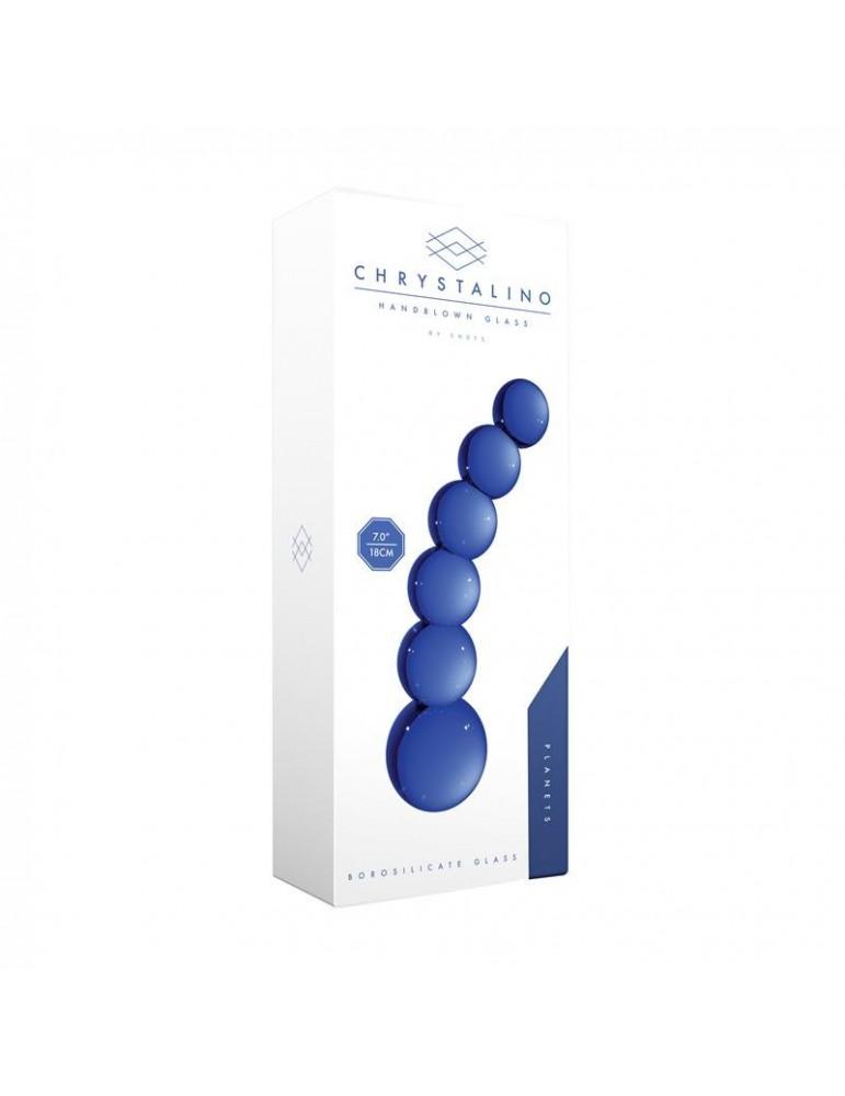 Sevencreations The Penetrator Vibrating Strap-on Kinx