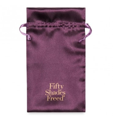 Fifty Shades Freed So Exquisite Vibrador Punto G Recargable