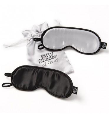 Fifty Shades of Grey No Peeking set antifaces