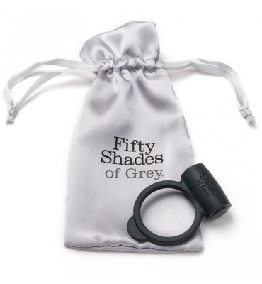 Fifty Shades of Grey Yours and Mine anillo vibrador