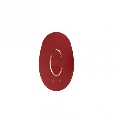 Estimulador de Clitoris Precious Rojo