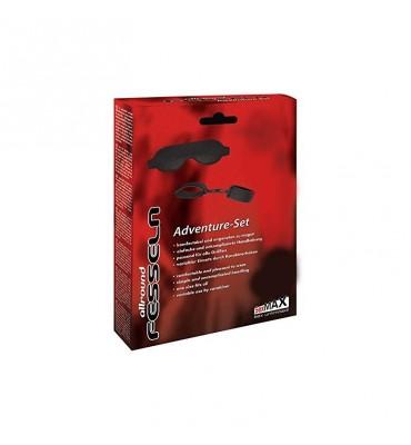 SexMAX allroundFESSELN Set Aventuras Color Negro