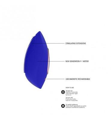 Estimulador de Clitoris Precious Azul