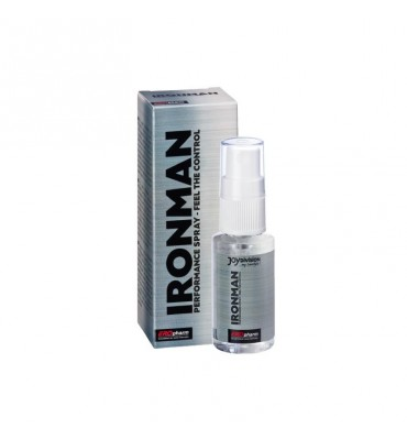 Joy Division Spray Vigorizante Ironman 30 ml