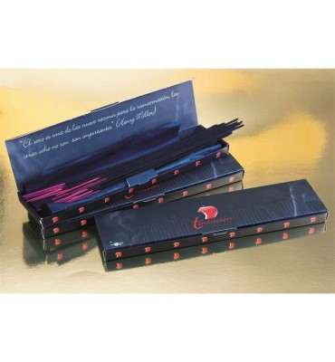 Tentacion Caja Incienso Erotico Feromonas 20 Sticks Nuez de Macadamia