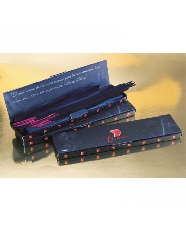 Tentacion Caja Incieso Erotico Feromonas 20 Sticks Chocolate