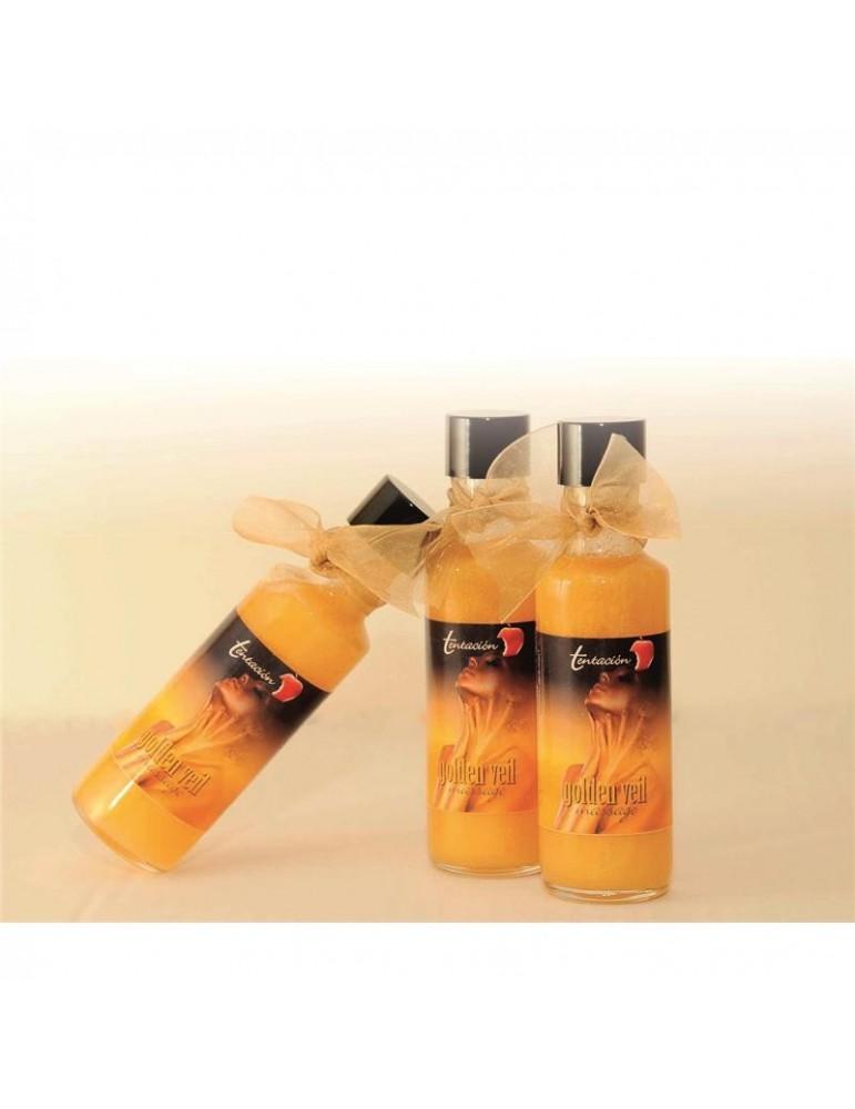 Tentacion Masaje Dorado Golden Veil 100 ml