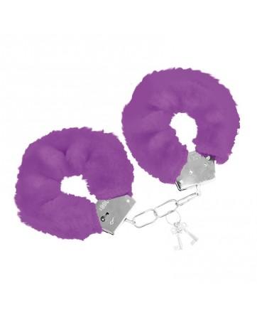 Set de Bondage para Principiantes 3 Piezas Purpura
