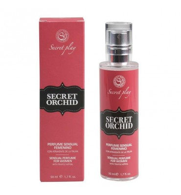 Secret Play Perfume Spray Secret Orchid 50 ml