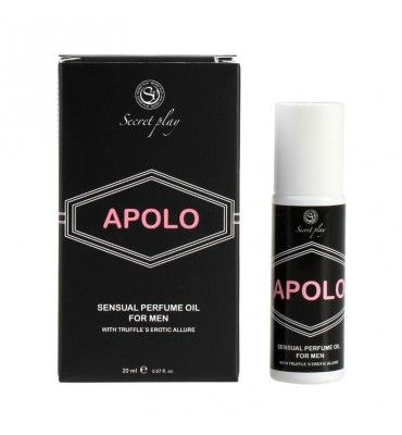 Secret Play Perfume en Aceite Apolo 20 ml