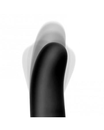 Squidy Vibrador com Funcion de Movimiento y Bolas Rotadoras USB Silicona