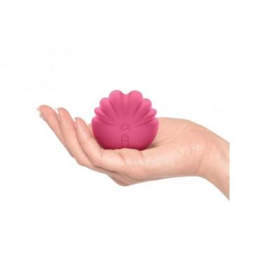 JIMMYJANE Love Pods Coral Masajeador Impermeable