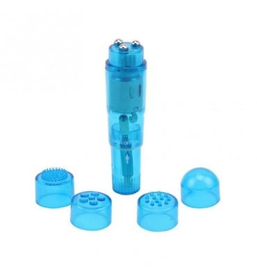 Masajeador Hi Basic 108 cm Azul